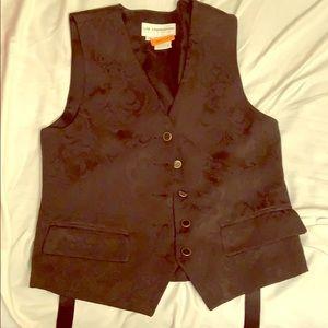 Liz Claiborne vintage vest